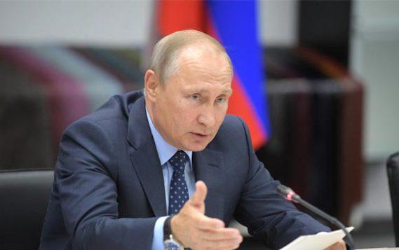 Путин обсудит с Госсоветом повышение инвестиционной привлекательности регионов РФ