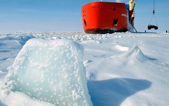 Замороженные границы: как страны делят Арктику