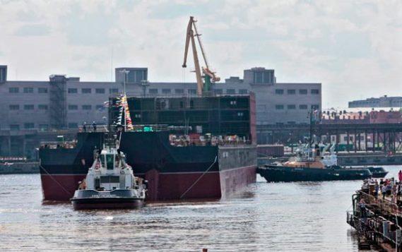 Плавучая АЭС согреет Чукотку