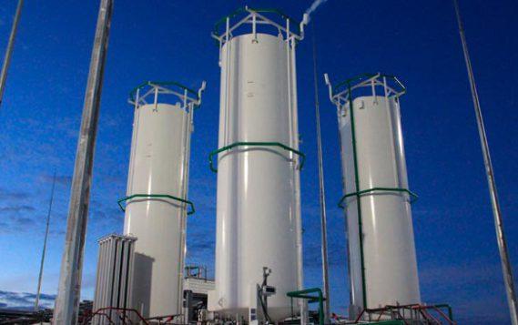 «Газпром» в двух агрегатных состояниях