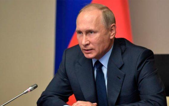 Путин призвал укреплять экспортный потенциал газовой отрасли