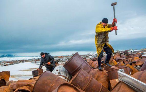 Реформа обращения с отходами стартовала в Арктическом регионе