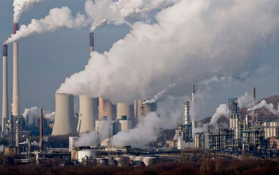 Построена первая в мире газовая электростанция с нулевыми выбросами CO2