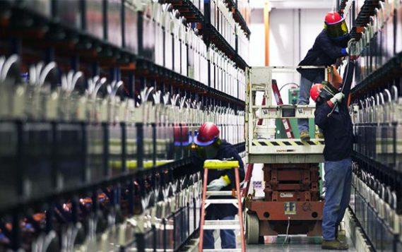 Прогнозы энергетиков: проточные батареи заменят литий-ионные