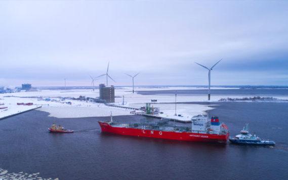 Арктика: «Проклятье санкционного СПГ» для США