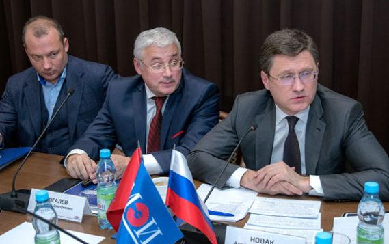 Александр Новак провел заседание Попечительского совета НИУ «МЭИ»
