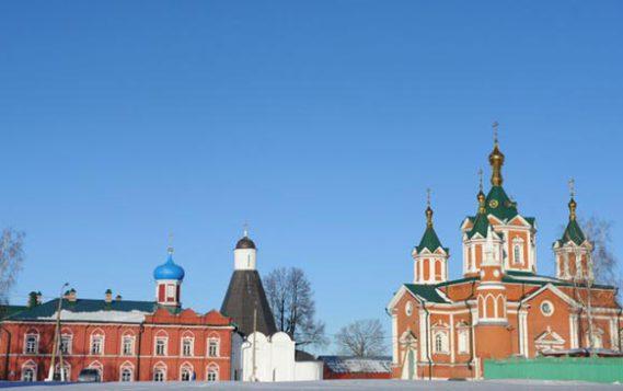 Форум малых городов и исторических поселений начал работу в г.Коломне Московской области