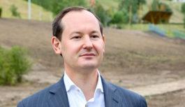 Павел Ливинский и Артур Парфенчиков обсудили направления развития энергетики Карелии