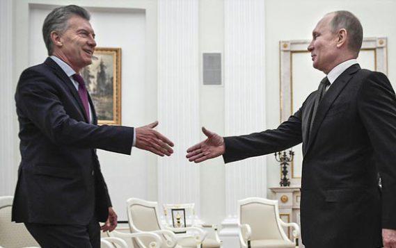 РФ и Аргентина будут развивать сотрудничество в ТЭК и цифровой экономике