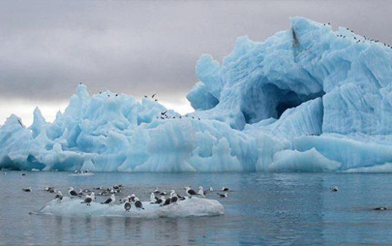 Китай заявил о планах создать «Полярный Шелковый путь» в Арктике