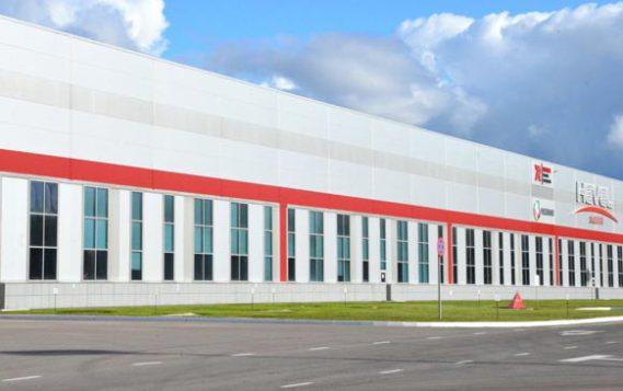 Завод «Хевел» по производству солнечных модулей вышел на проектную мощность