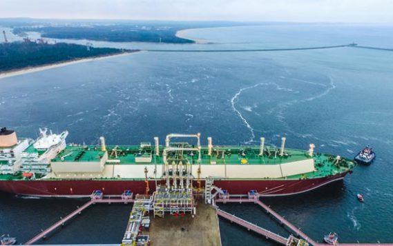 Российский газ спустят в Свиноустье