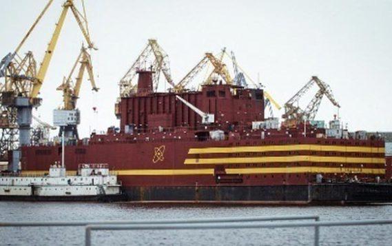 Главгосэкспертиза одобрила проект строительства плавучей АЭС в Певеке