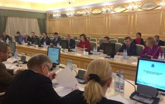 В Салехарде состоялось координационное совещание арктических секций