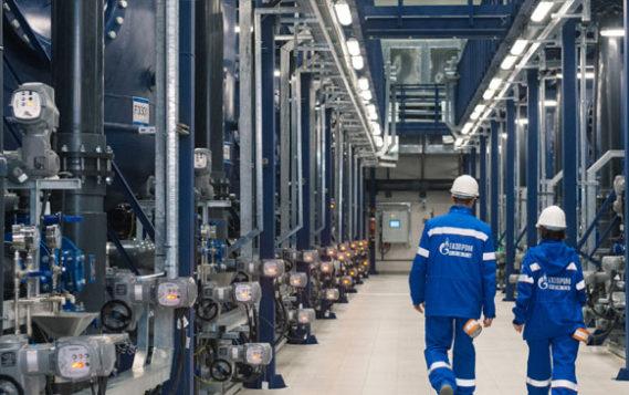 Медведев: энергетическая безопасность мира зависит от сотрудников «Газпрома»