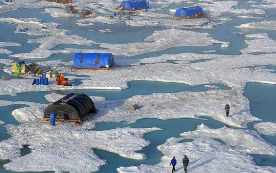 Льготы для разведки в Арктике все ближе