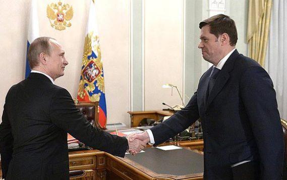 Владимир Путин рассказал о перспективах «Северного потока-2»