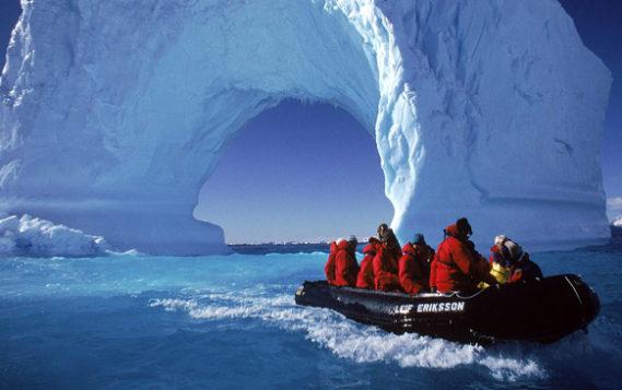 А.М. Воротников. Туризм – актуальный тренд развития арктических регионов