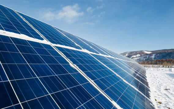 Зеленую энергетику не согреют
