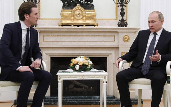 Путин: «Северный поток — 2» не является альтернативой украинскому транзиту