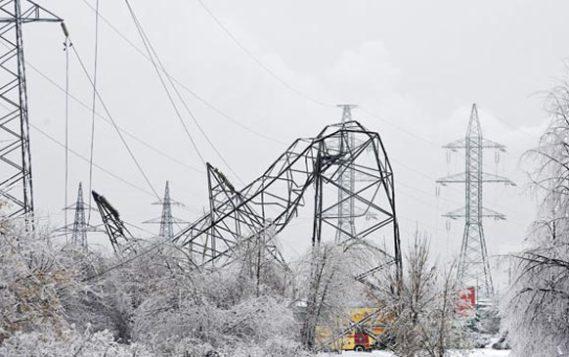 Энергетики сократили число аварийных отключений в центре России