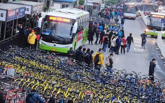 К 2025 году 47% всех автобусов в мире будут электрическими