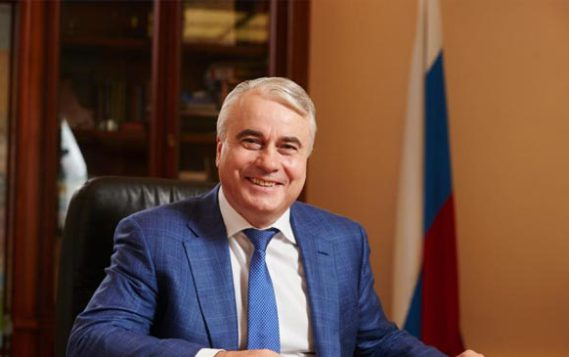Приветственное обращение П.Н. Завального к участникам и организаторам конференции АРКТИКА-2018