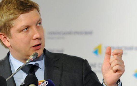 Глава «Нафтогаза»: «Газпром» с отказом от поставок потерял право take or pay на 2018 год
