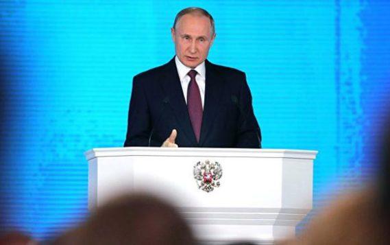Путин назвал объем частных инвестиций в электроэнергетику в ближайшие шесть лет