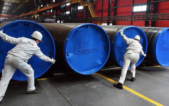 «Газпрому» придется договариваться с Украиной о транзите и после запуска газопровода