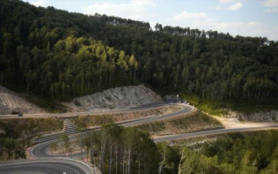 В туркластере «Белокуриха-2» завершили строительство линии электропередачи