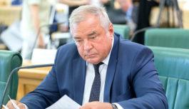 В Совете Федерации прошла встреча Юрия Важенина и Тамары Мордасовой