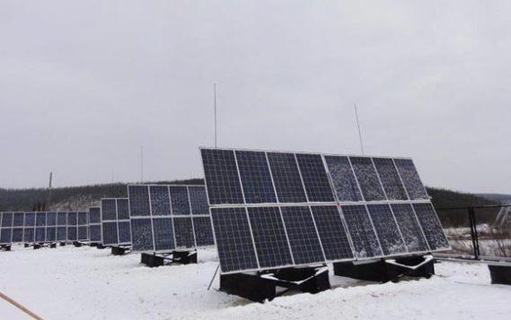 В Якутии развивается альтернативная энергетика