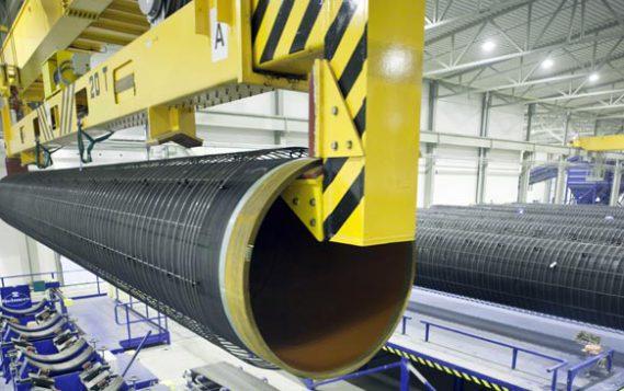 Германия разрешила строительство «Северного потока-2»