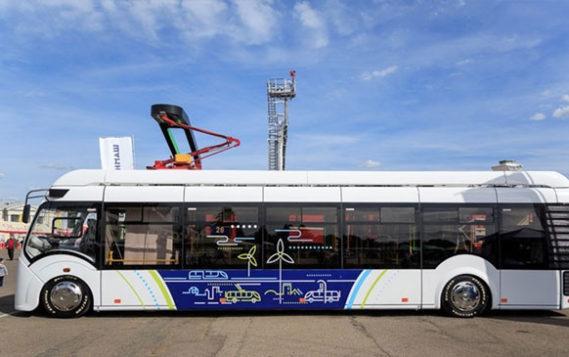 Беларусь предложила Петербургу развивать электробусы