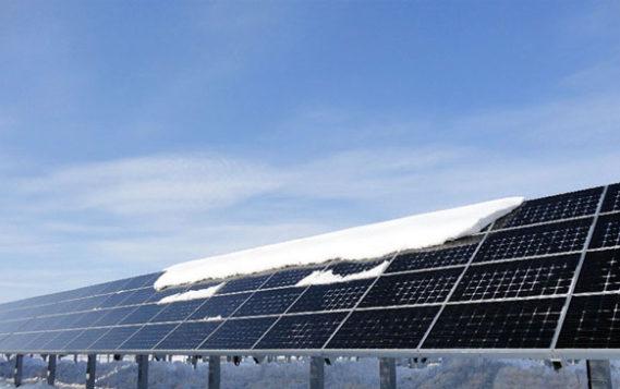Солнечные модули «Хевел» подтвердили работоспособность при экстремально низких температурах