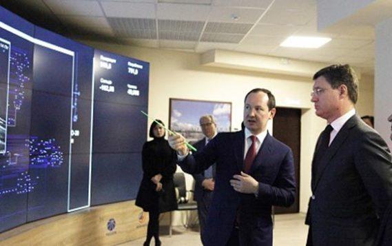 Россети представили А. Новаку первые результаты цифровизации электросетей в Калининграде