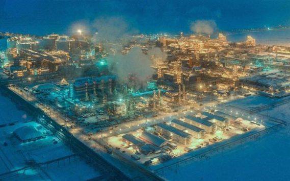 Мощность «Арктик СПГ 2» увеличена до 19,8 млн тонн в год
