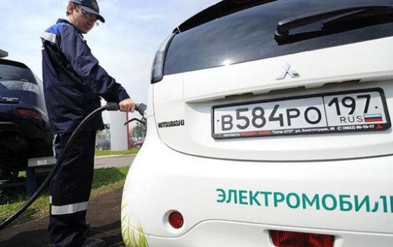В России вероятно отменят НДС на покупку электромобилей и гибридов