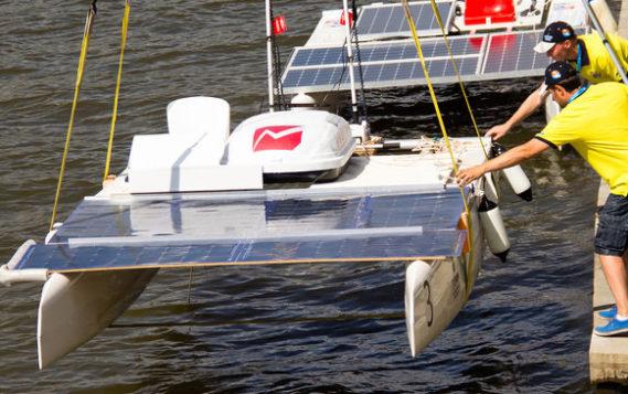 В рамках «Солнечной регаты — 2018» пройдут соревнования беспилотных моделей судов