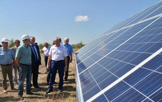 Группа компаний «Хевел» построит промышленную солнечную электростанцию в Хабаровском крае