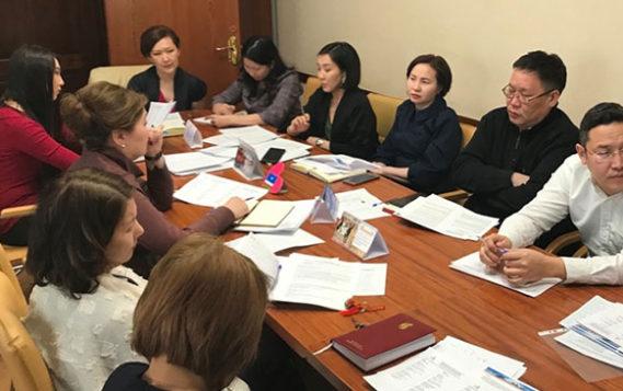 Состоялось рабочее совещание по проведению конференции «Города и люди»