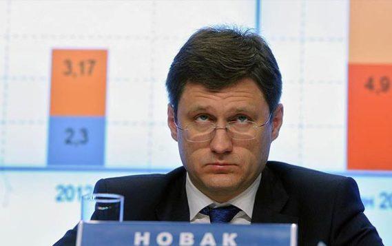 Александр Новак останется на своем месте