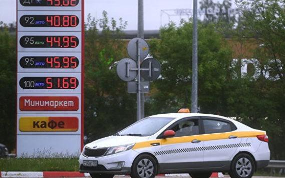 Госдума запросит в правительстве информацию о причинах роста цен на топливо