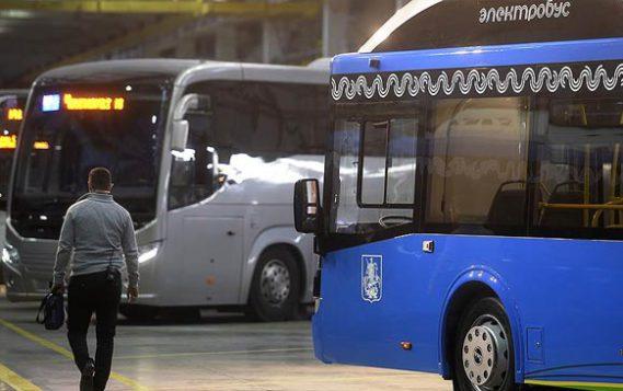 Электробусы подешевели за счет сервиса