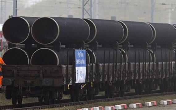 Nord Stream 2 получила почти все трубы для «Северного потока — 2»