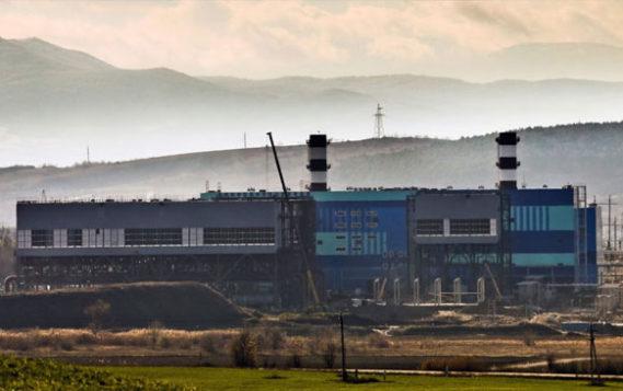 Таврическая ТЭС выдала первые мегаватты в сеть