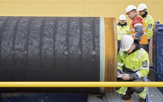Дания может заблокировать строительство «Северного потока — 2»