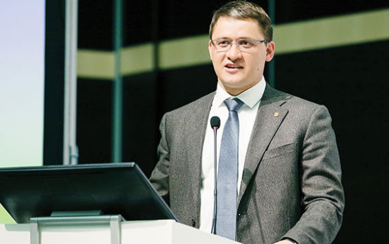 П.В. Дудкевич. Энергосбережение в Ленинградской области