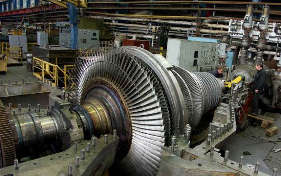 Enel ищет пути использования турбины с закрытого проекта расширения Среднеуральской ГРЭС